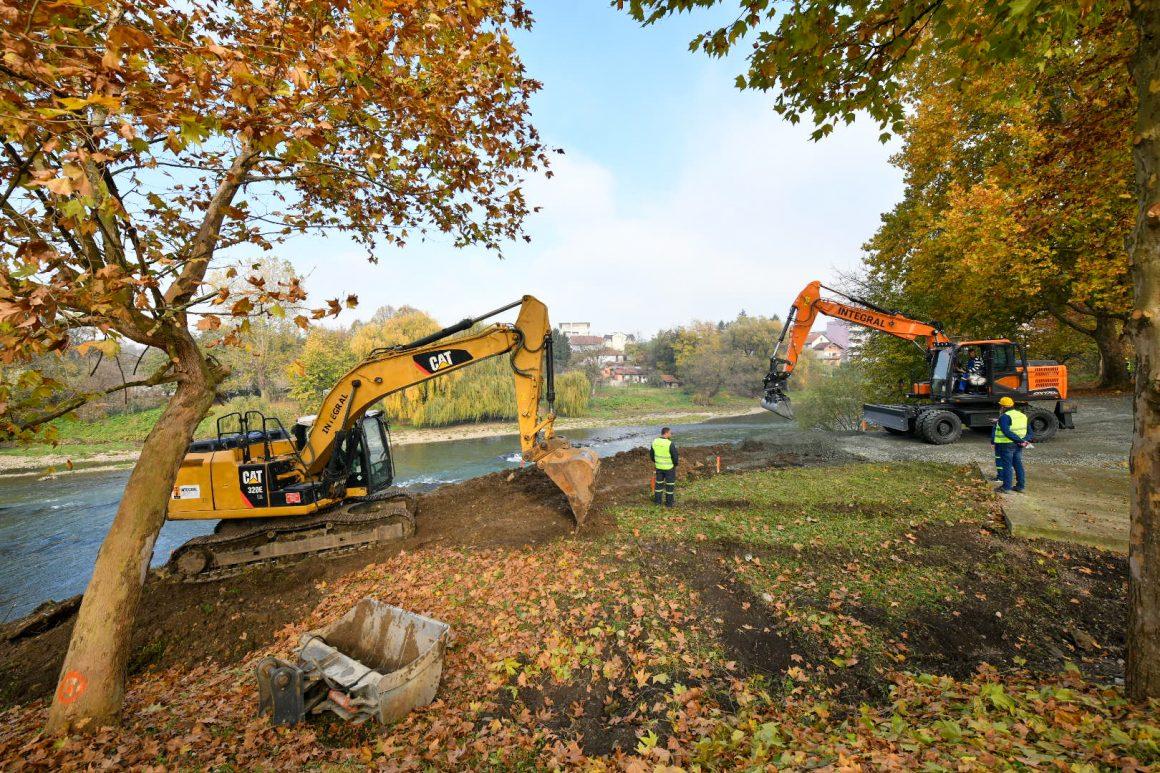 The XXI century Banja Luka: construction of a new bridge started