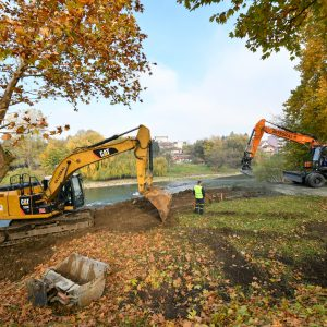 The XXI century Banja Luka: construction of a new bridge started