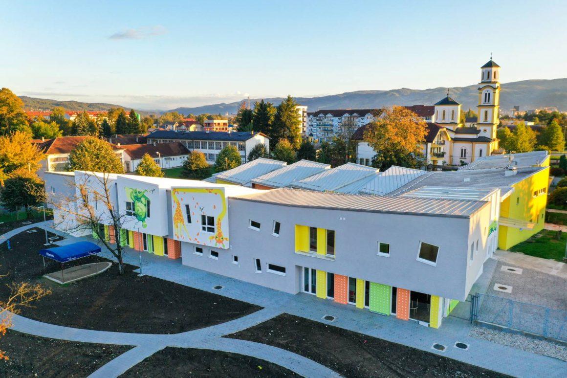 """Kindergarten """"Kolibri"""" opens door to 170 children"""