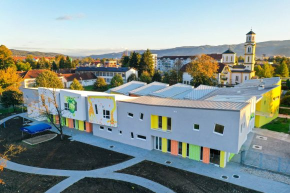 "Kindergarten ""Kolibri"" opens door to 170 children"