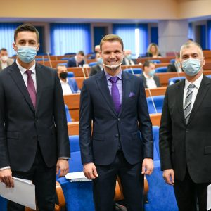 The City Assembly has been constituted, Banja Luka has got the youngest leadership in its history