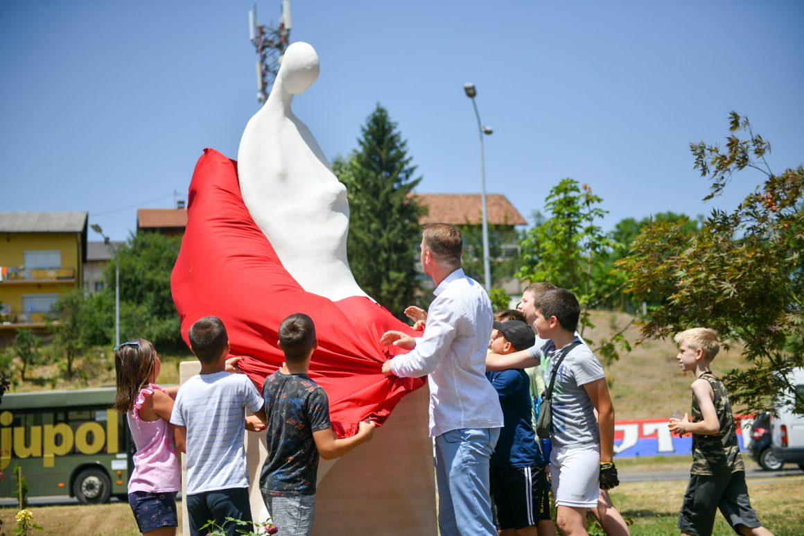 """A gift from the Mayor to the Citizens: Banja Luka received a """"Family Park"""""""