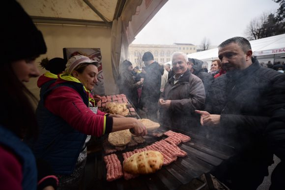 First Kebab Festival: more than 10.000 visitors