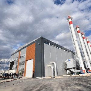 "New district heating plant ""Eko toplane"" officially opens"