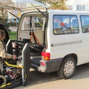Taxi service improves for persons with disabilities